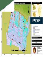 Mapa de COBERTURA DE RED DE AGUA