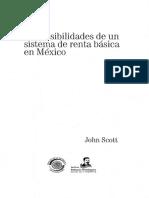 Las posibilidades de un sistema de renta básica en México.pdf
