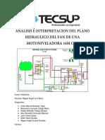 Informe del plano hidraulico (FAN)