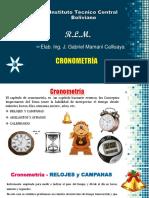 10. RLM  CRONOMETRIA