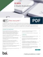 FR_ISO 27001 questionnaire d'auto-évaluation