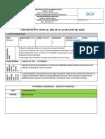 Tareas N.- 8 Primero de Bachillerato -2019 2020COVID19 2019 2020