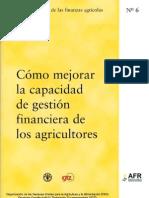 Como Mejorar La Gestin Financiera de Los Agricultores
