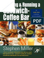 (Small Business Start-ups) Stephen Miller - Starting and Running a Sandwich-Coffee Bar-How to Books (2002).pdf