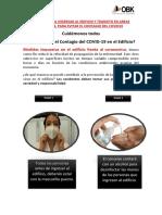 ELR 35 - 009 COMUNICADO PROTOCOLO COVID19 EDIFICIO LA REPUBLICA