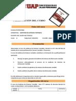 Presentación del curso(1)