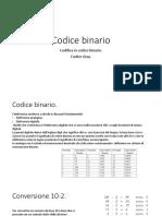 05.1. Codice binario
