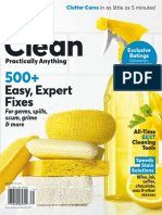 Consumer Reports - How to Clean - May 2017.pdf