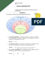 Guía de Matemática N2