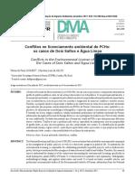 CONFLITOS EM LICENCIAMENTO DE PCHS.pdf