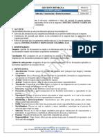 PRGH-01 Selección, Contratación y Retiro v02