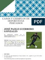 casos y ejemplos de deportistas peruanos