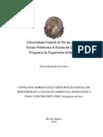 Dissertação Ribeiro- SETOR PORTUÁRIO dragagem em foco