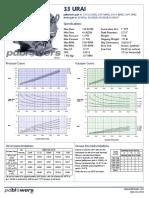 DATA SHEET BLOWER FRAIJANES - URAI-33-Blower-Data-Sheet