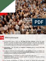 Buzz Politique - 12 Janvier 2011