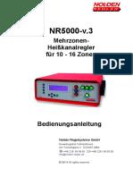 NOLDEN NR5000-v3-Bedienungsanleitung