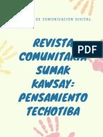 Diapositivas revista digital Sumak Kawsay
