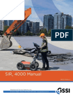 GSSI-SIR-4000-Manual en español