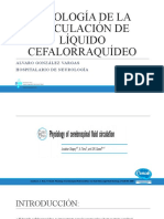 FISIOLOGIA DE LA CIRCULACION DE LIQUIDO CEFALORRAQUIDEO (1).pptx