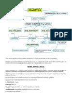 Pre Universitario (Comunicación y lenguaje) DISCIPLINAS QUE ESTUDIAN LAS LENGUAS