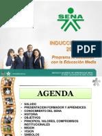 INDUCCION COMERCIO INTERNACIONAL