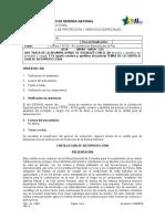 ACTA MEDIDAS DE AUTOPROTECCION