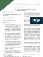 Directive Tva E-commerce 07.05