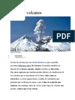 volcanes y suelo