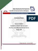 Gravimetría Redox.pdf