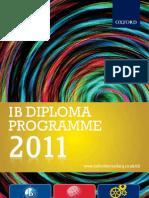 IB Diploma Catalogue 2011