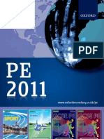 PE Catalogue 2011