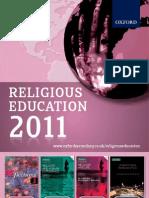 RE Catalogue 2011