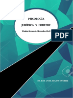 Psicologia Jurídica y Forense, Visión General, Derecho civil.pdf