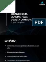 Criando uma Landing Page de Alta Conversão!