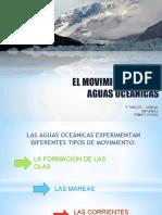 aguas oceanicas