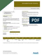 EPP 14.1.- GUANTES ANTICORTE HYFLEX CLASE 3