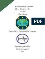 Diversos Tipos De Tiburones.