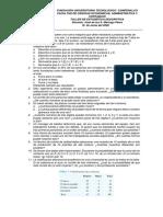 Taller No. 3 Estadistica Descriptiva(2020-1)