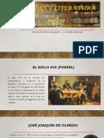 POESIAS DEL SIGLO XIX