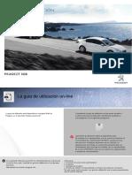 Manual Peugeot 508 2014