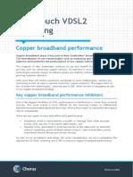 VDSL2 & Vectoring White Paper