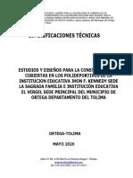 Especificaciones Técnicas Ortega 20-04-20