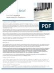 Tax Cut Legislation Implications for Employers 1
