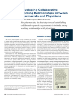 Developing collaborative relationship between pharmacists and physicians.pdf