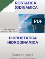 HIDROSTATICA HIDRODINAMICA.pdf