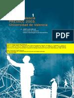 BATERÍA VALENCIA - PREVACC 2003 - UNIVERSIDADE DE VALÊNCIA - JOSÉ LUIS MELIÁ.pdf