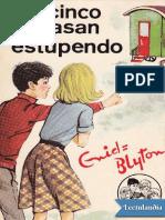 Los cinco lo pasan estupendo - Enid Blyton.pdf