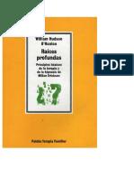 Raíces Profundas - Milton Erickson.pdf · versión 1