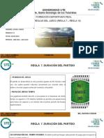 REGLAS DEL JUEGO 7-12