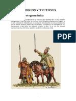 14 - NO PROPER Cimbrios y Teutones (Arrecaballo)